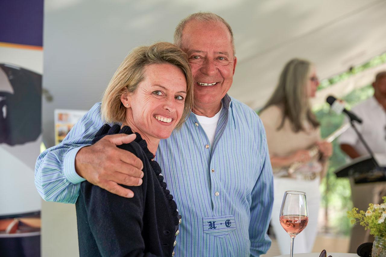 Tanja und Ullrich Eckert